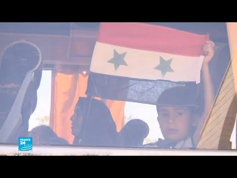 ضمان عودة آمنة للاجئين السوريين هو الأولوية القصوى بحسب حكومة دمشق  - 16:23-2018 / 8 / 14