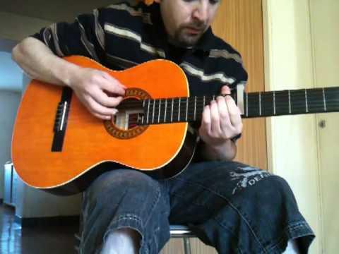 Jouer Ayo Technology à la guitare -...