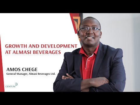 Growth and Development at Almasi Beverages