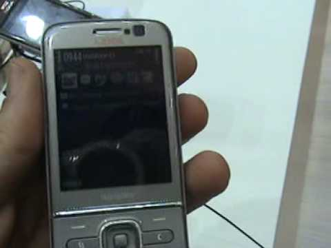 Hands-on with Nokia 6710 Navigator