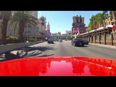 Las Vegas Street View 2014 / from the Mandalay Bay to the Stratosphere Tower and back /