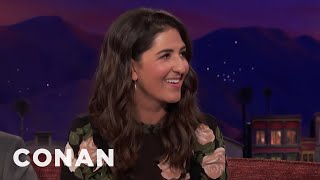 D'Arcy Carden & Conan Have Crossed Paths Many Times  - CONAN on TBS