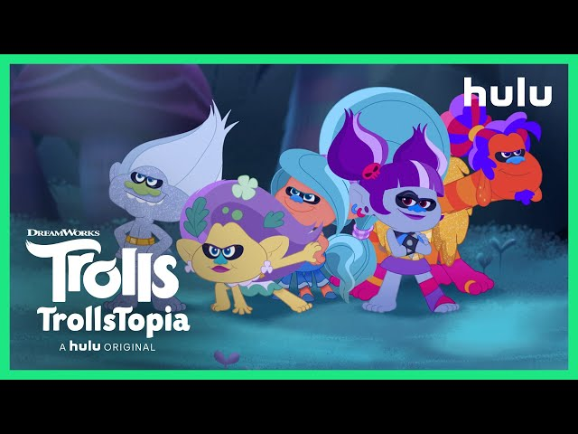 Trolls: TrollsTopia - Season 2 Trailer (Official) • A Hulu Original