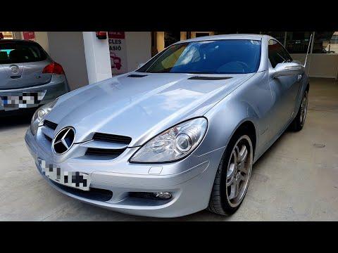 MERCEDES SLK 200 2004 | Cabrio | Review Español