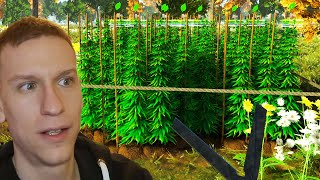 Simulator Gojenja Trave | Weed Farmer Simulator #1