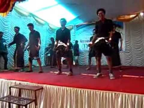 ICA ANNUAL DAY-2014,Dance by +2