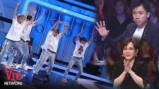 Trấn Thành không ngớt lời khen với màn trình diễn cực chất của nhóm nhảy đường phố triệu view