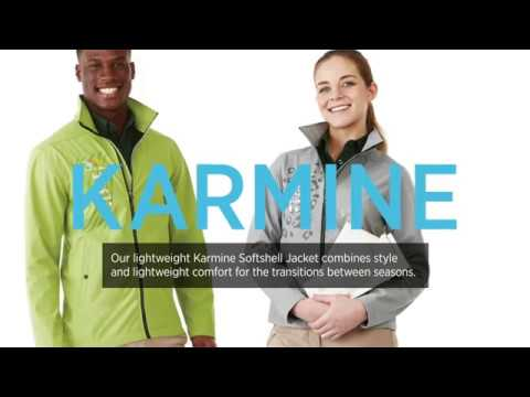 Karmine Softshell Jacket