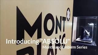 Mont Blanc Emblem Absolu Launch