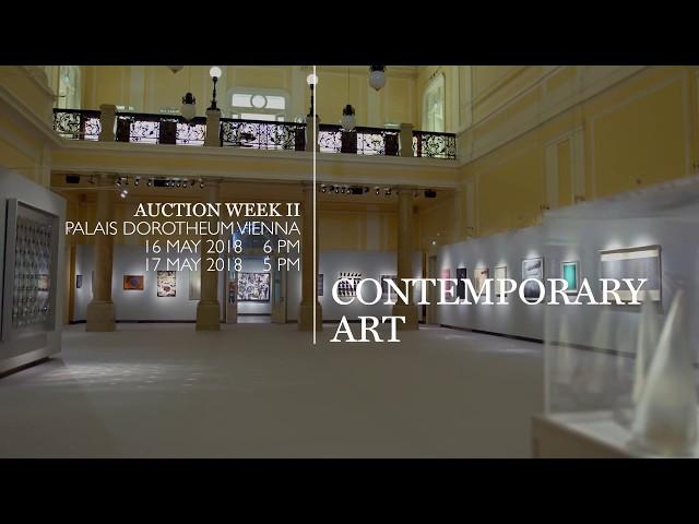Dorotheum - Contemporary Art Preview 2018