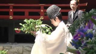 4月17日(日)に三峯神社にて執り行われた、創始者・大山倍達総裁の『十...
