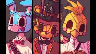 Speedpaint - THE TOYMAKERS (FNAF)