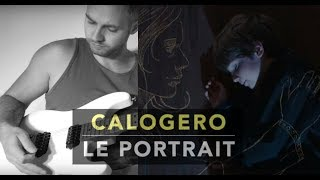 Calogero - Le portrait - COVER BY Sébastien corso