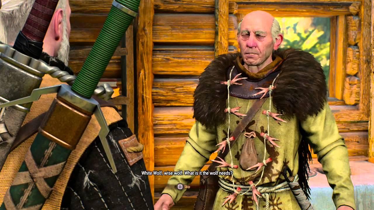Where in Witcher3: BW secret secret uniforms are hidden 66
