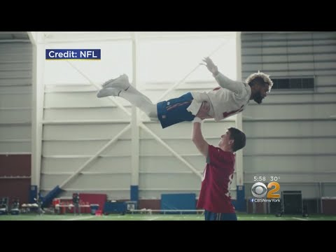 Giants Players' Take On 'Dirty Dancing' Has Fans Cracking Up