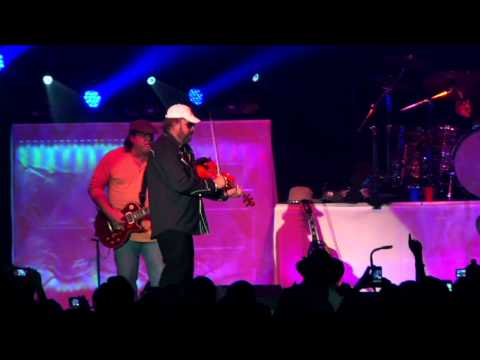 Hank Jr. Headed To Detroit