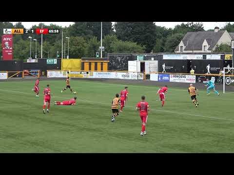 Alloa East Fife Goals And Highlights