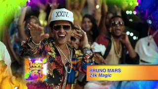 Pre-Order NOW 61 feat. Bruno Mars, Shawn Mendes, and more!