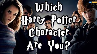 Which Harry Potter character are you? (Personality test) | ONE CLIX
