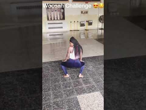 Jeremih - Woosah #CHALLENGE
