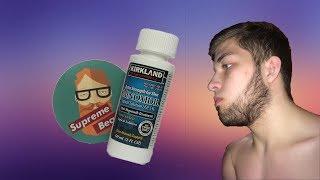 видео Алерана для бороды: обзор сыворотки, отзывы, фото до и после употребления
