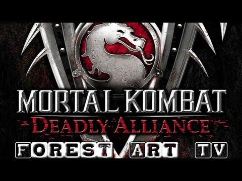 Обзор игры Mortal Kombat - Deadly Alliance