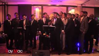 Sri Lankan Wedding Surprise Song by Friends of Chathu & Chamee