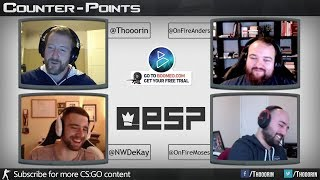 Counter-Points Episode 40: And [Dosia's] Just Guzzling Viagra (feat. Anders and DeKay)