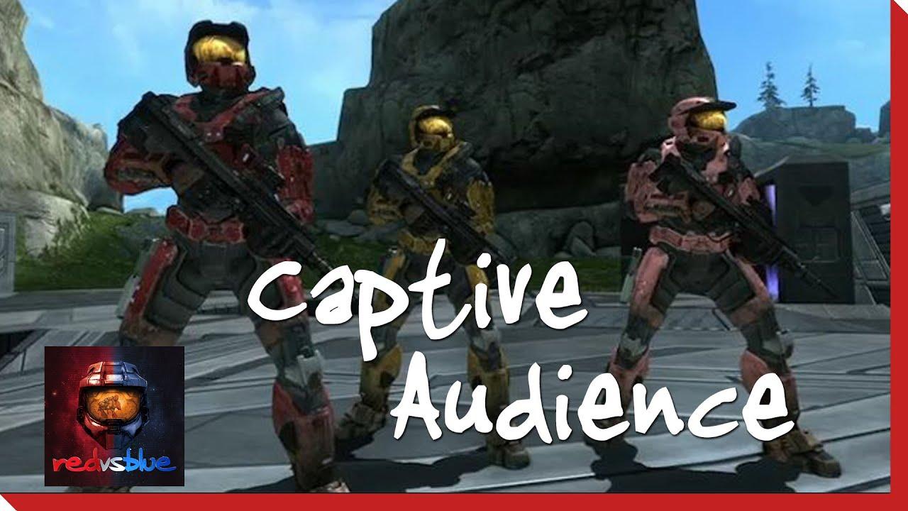 Download Season 9, Episode 9 - Captive Audience   Red vs. Blue