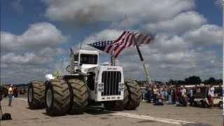 Big Bud 747- Il trattore più grande del mondo!!!