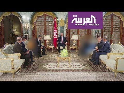 ما قصة الأطفال اليتامى الذين استقبلهم الرئيس التونسي؟  - نشر قبل 3 ساعة
