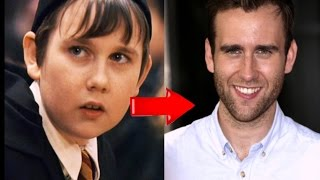   Гарри Поттер актёры до и после 2 часть   Aina Star  