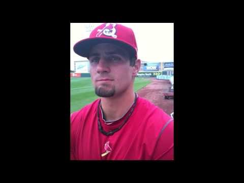 Q&A with Springfield Cardinals SS Pete Kozma