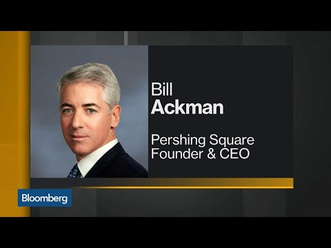 Ackman Bets on Pershing Square in Luxury Apartment-Funded Buyback