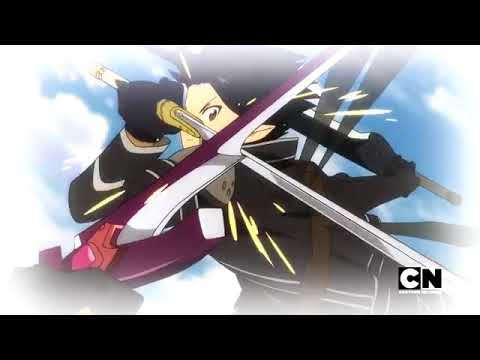 Sword Art Online Cartoon Network Promo New 2017