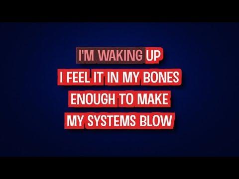 Radioactive - Imagine Dragons | Karaoke LYRICS