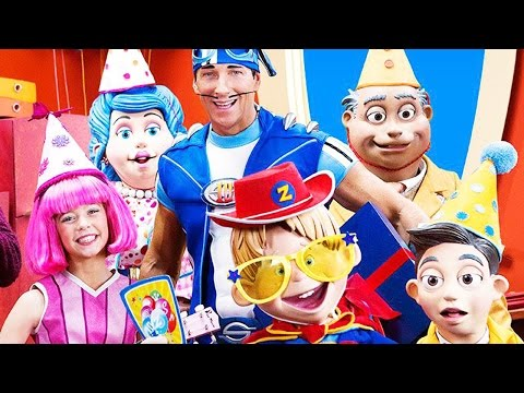LAZY TOWN HAPPY BIRTHDAY SONG The Greatest Gift Music Video | Lazy Town Songs
