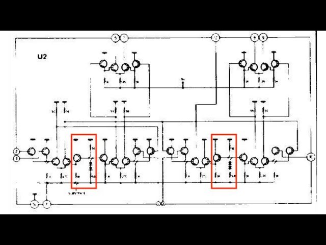 HP 8082A Pulse Generator Repair Part 2: Designing a Replacement  ECL Inverter Gate