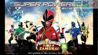 Power Rangers Super Samurai: Everyday Fun -Feat. Antonio & Mia- [OFFICIAL SINGLE]