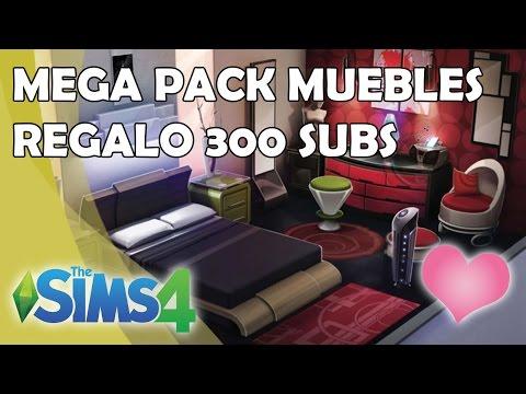 Como descargar muebles ropa peinados etc para los sims 4 leer descripcion funnydog tv - Mega muebles ...