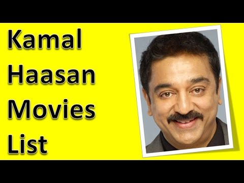 Kamal Haasan Movies List