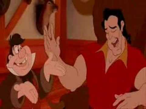 Gaston (A Bela e a Fera)