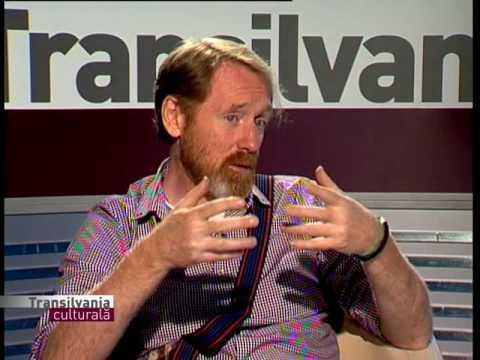Transilvania Culturala 14 august, 2016, invitat Peter Hurley