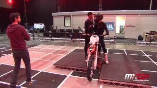 MXGP - The Official Videogame - Motion Capture Trailer
