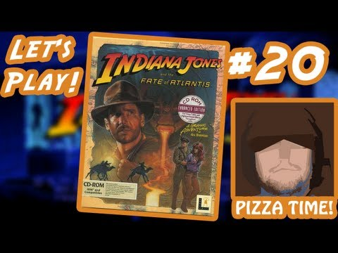 Let's Play Indiana Jones & the Fate of Atlantis ■ Episode 20 ■ Ahhhhnold! |