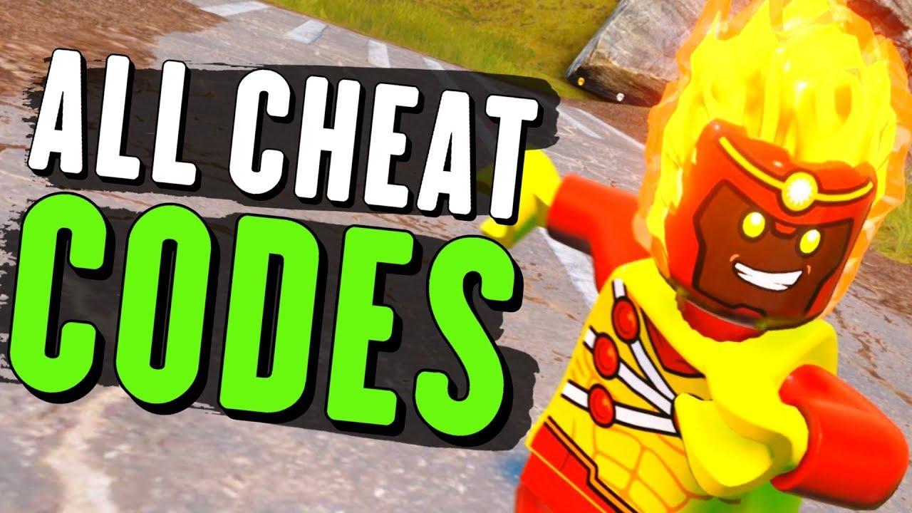 <b>LEGO DC Super Villains Cheat Codes</b> (ALL <b>CHEATS</b>!) - YouTube