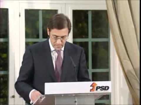 Pedro Passos Coelho -- Best of 2010-2011