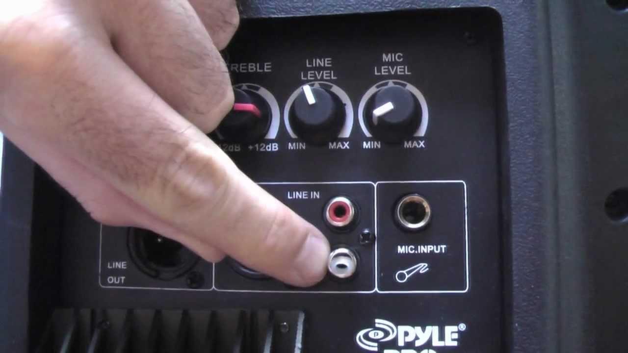 Pyle Pro Pphp1098a 600 Watt 10 Loud Speakers Review