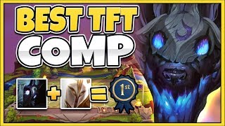 I DISCOVERED THE BEST TFT COMP POSSIBLE! AuToChess Lol | Froggen