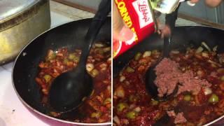 Receta(Como hacer corned beef)